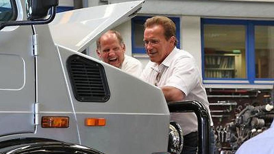 Unimog U1300 SE 6.4 modified for Arnold Schwarzenegger on sale for 208,250 EUR