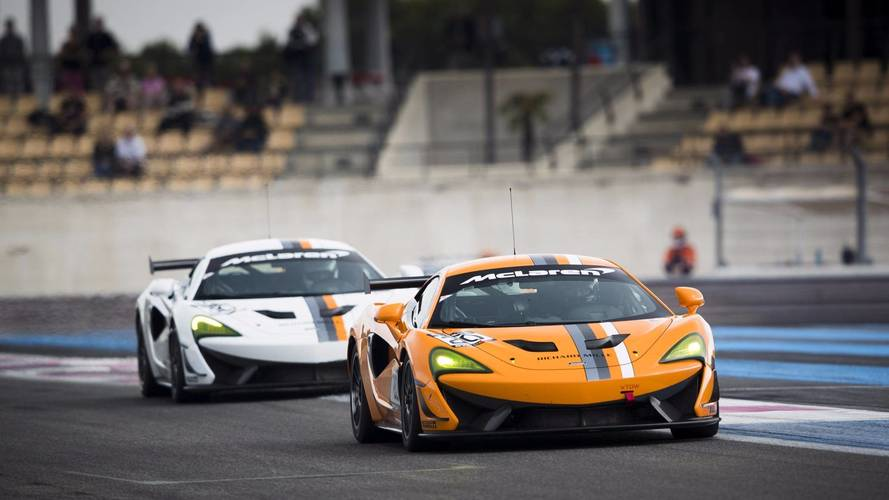 McLaren présente la