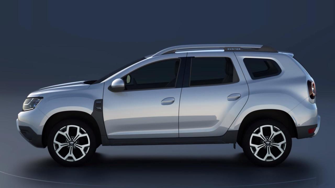 Dacia Duster karşılaştırma