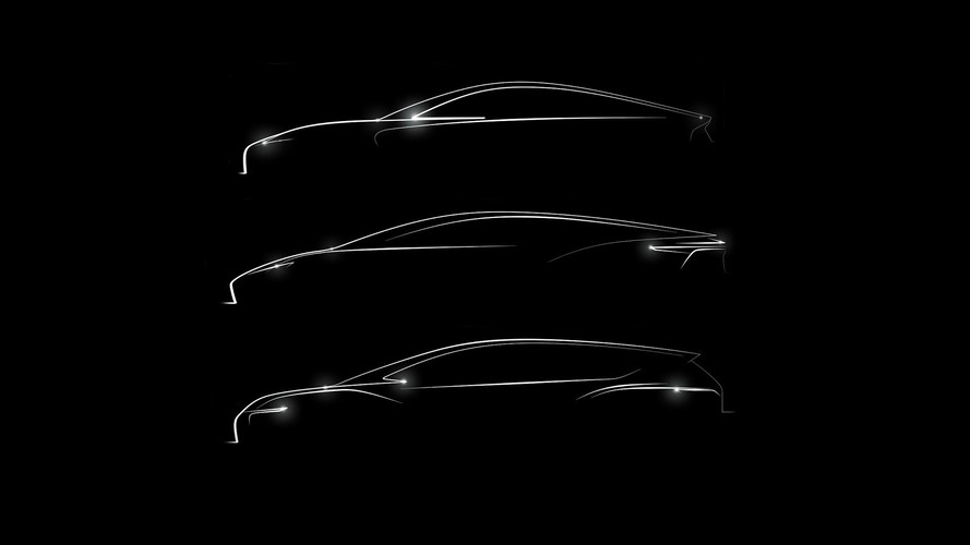 Detroit Electric Teases Future Sports Car, Crossover, And Sedan