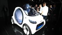 2017 Smart Vision EQ concept live in Frankfurt