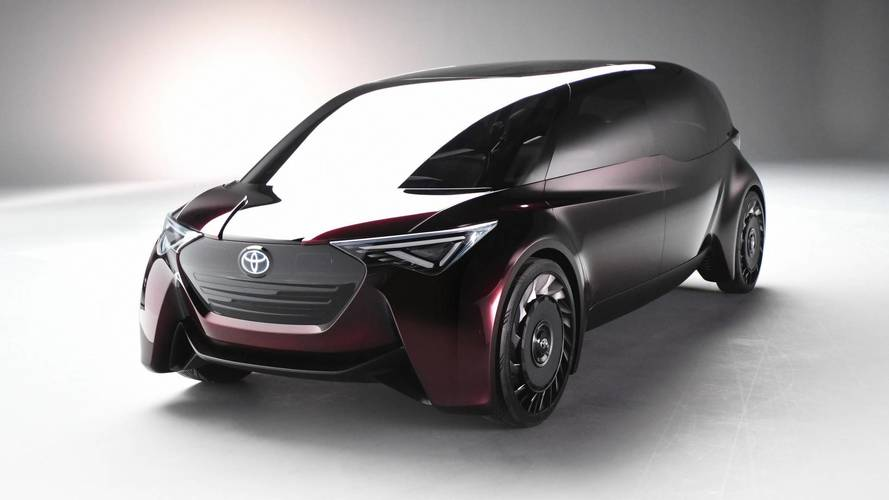 Toyota Fine-Comfort Vehicle Concept Aims To Be A Premium Sedan