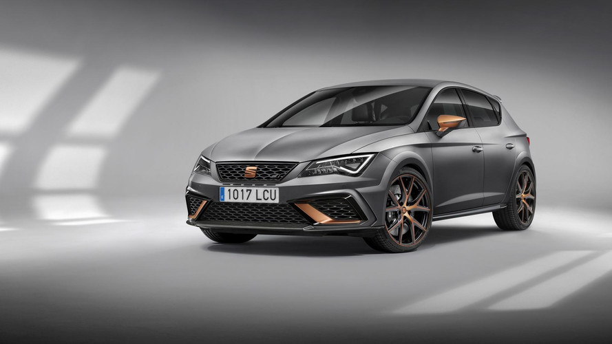 Seat announces UK pricing for its most powerful car ever