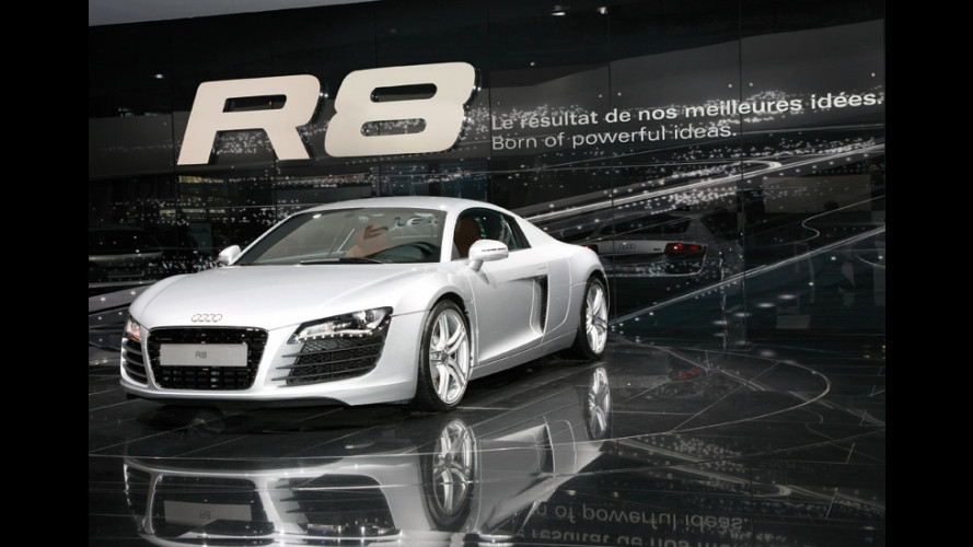 i prezzi dell'Audi R8
