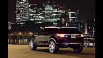 Land Rover LRX nera