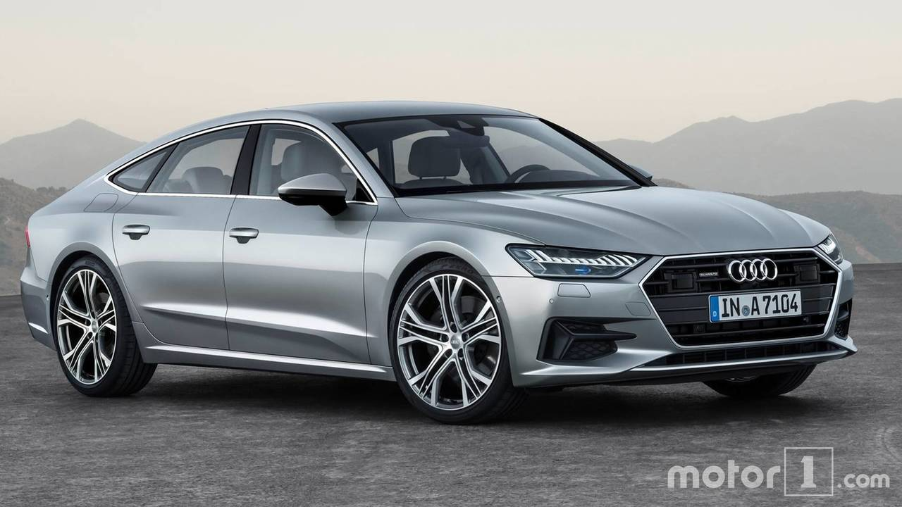 2019 audi a7 see the changes side by side. Black Bedroom Furniture Sets. Home Design Ideas