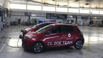 eRallye Monte Carlo 2017 Renault ZOE