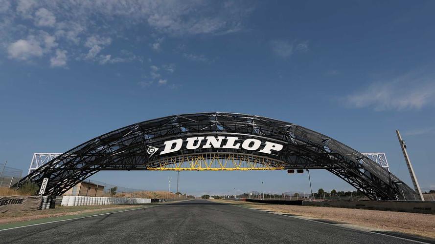 Inauguración Puente Dunlop El Jarama