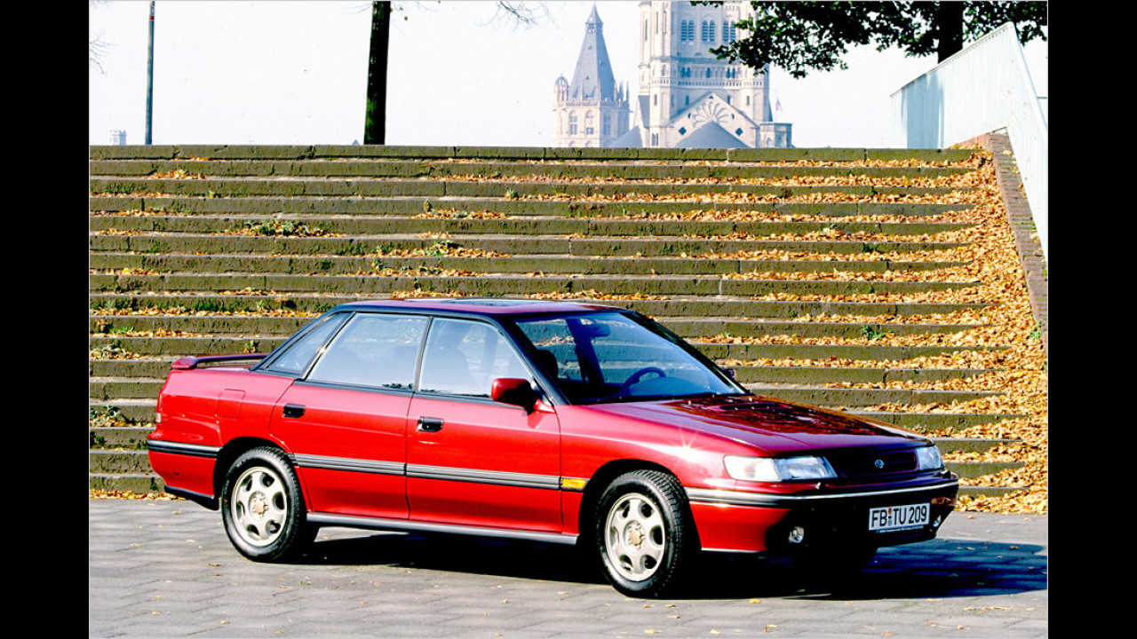 Subaru Legacy (1989 bis 1994)