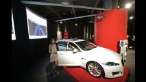 Jaguar XF Sportbrake, anteprima italiana al Fuorisalone di Milano