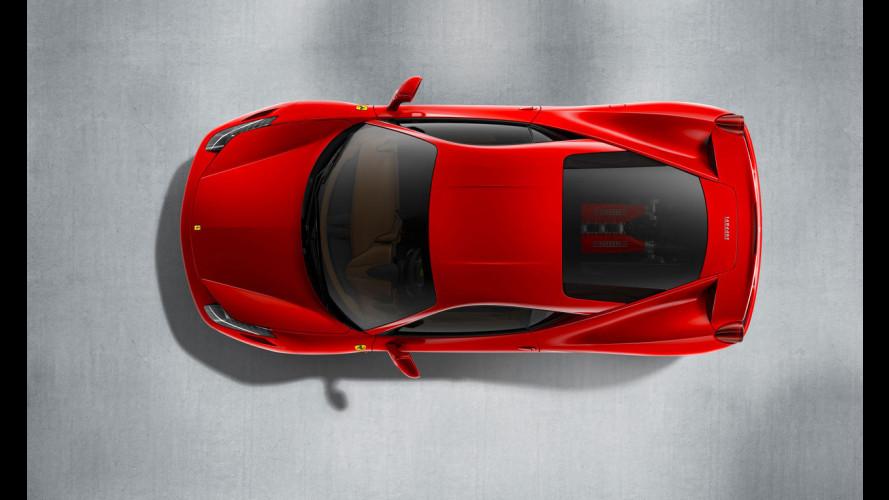 Ferrari 458 Italia: il primo video