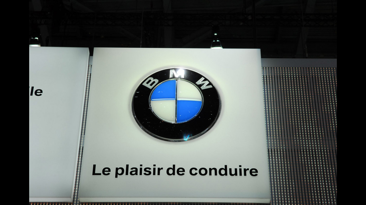 BMW al Salone di Ginevra