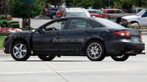 New Mazda6 Spy Photo