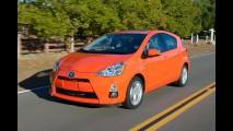 Toyota Prius C é lançado no Chile com preço equivalente a R$ 50.433,00
