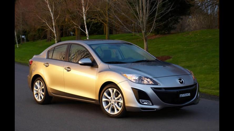 Mazda pode ter desistido de vez de voltar ao Brasil