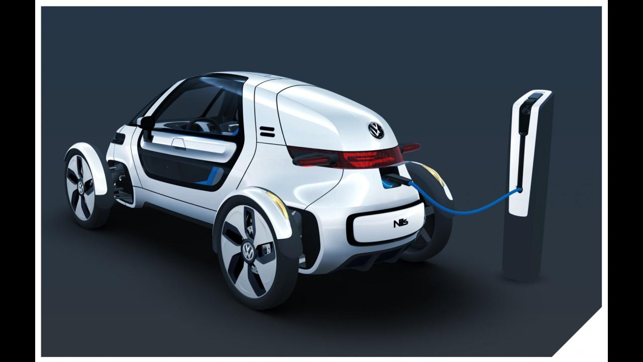 Pré-Frankfurt: Volkswagen apresenta conceito Nils, sua versão do Audi Urban
