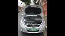 Garagem CARPLACE: JAC J3 Turin na cidade, itens de conforto e detalhes do acabamento