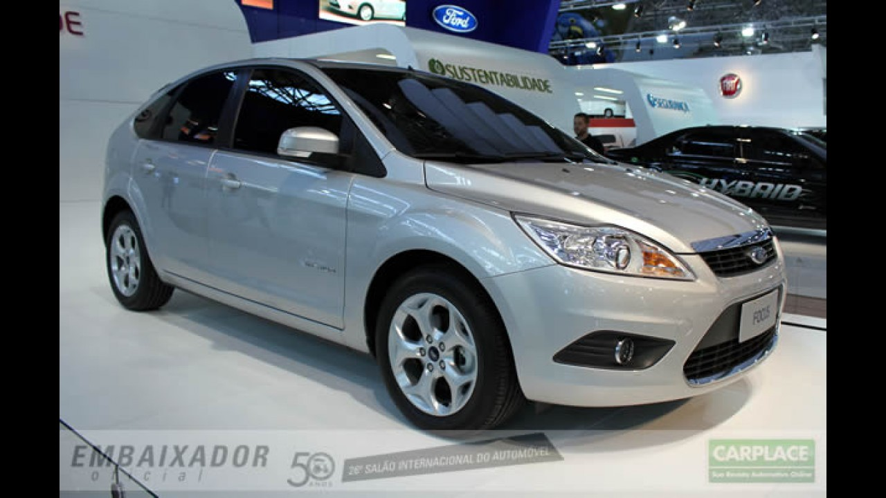 Ford Focus Titanium enfim chega por R$ 71.660 - Focus GLX recebe novos itens
