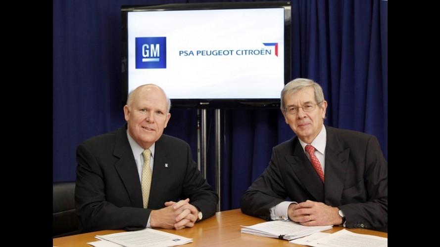 GM vende sua cota de 7% da PSA, mas diz que seguirá com parceria