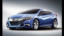 Salão de Pequim: Honda Concept B antecipa sedã exclusivo da China