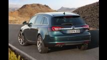 Opel desenvolve versão aventureira para Insignia Sports Tourer
