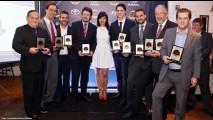 Confira os vencedores da 1ª edição do Prêmio Carsughi/L´Auto Preferita