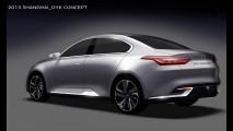 Kia revela submarca na China com o belo conceito DYK-1 Horki Concept