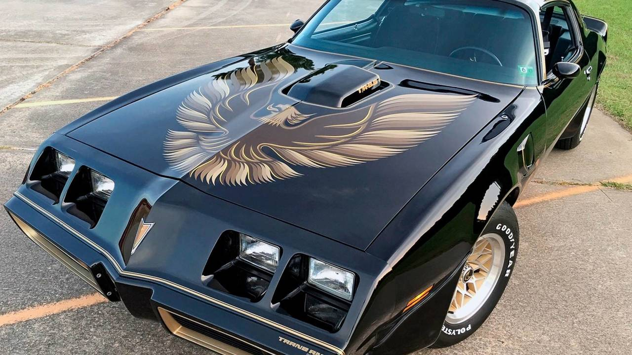 Pontiac Firebird, Los caraduras