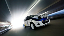The Mazda 2 Extreme rally machine