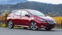 2018 Nissan Leaf: First Drive