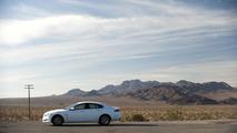 Jaguar XF 2.2 diesel crosses America - 15.11.2011