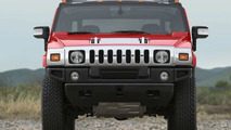 Hummer H2 Victory Red Limited Edition