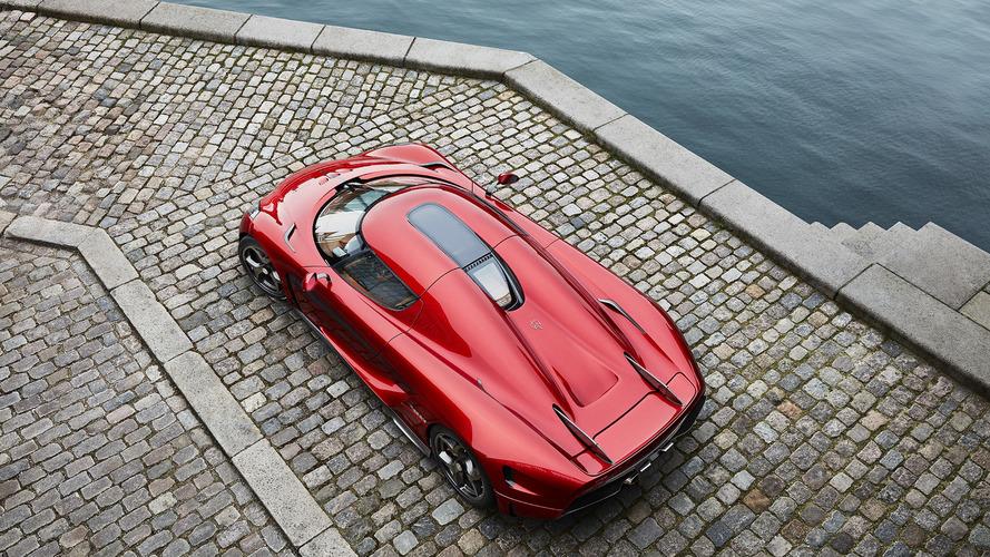 Koenigsegg planlanan 80 Regera'nın tamamını sattı