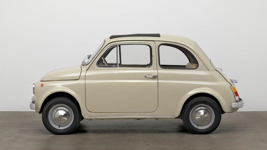 FIAT 500 de 1965 adquirido por el MoMA