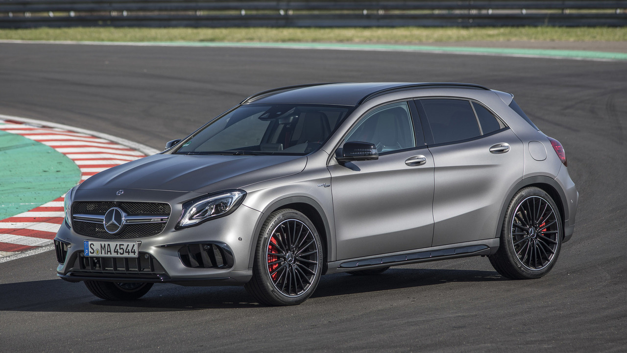 2018 Mercedes Amg Gla45 First Drive When Luxury Car Meets