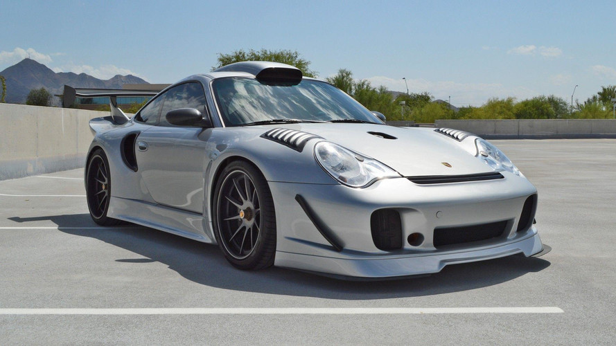 Porsche 911 GT2 2002 Custom