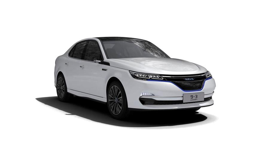 Voici le clone 100% électrique de la Saab 9-3