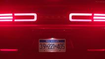 Dodge Challenger Demon egzoz sesi teaser