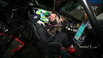 Lucas di Grassi tested Electric GT's Model S