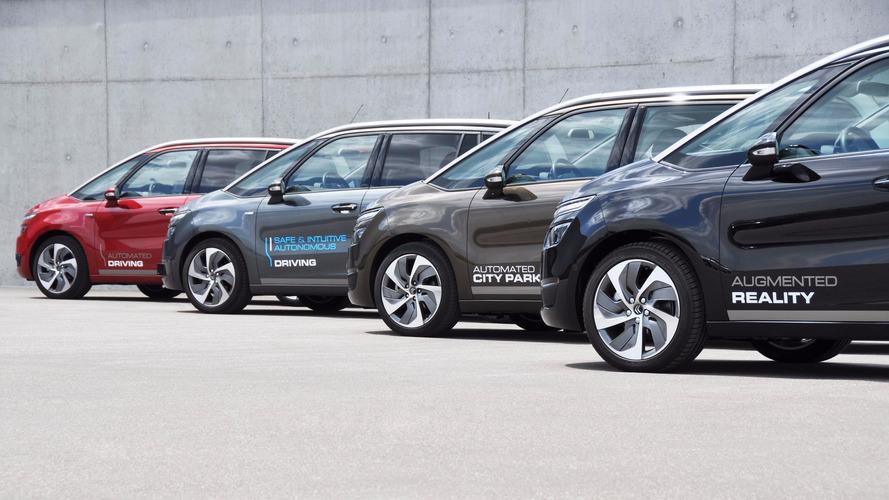 PSA - Des voitures autonomes bientôt confiées aux clients