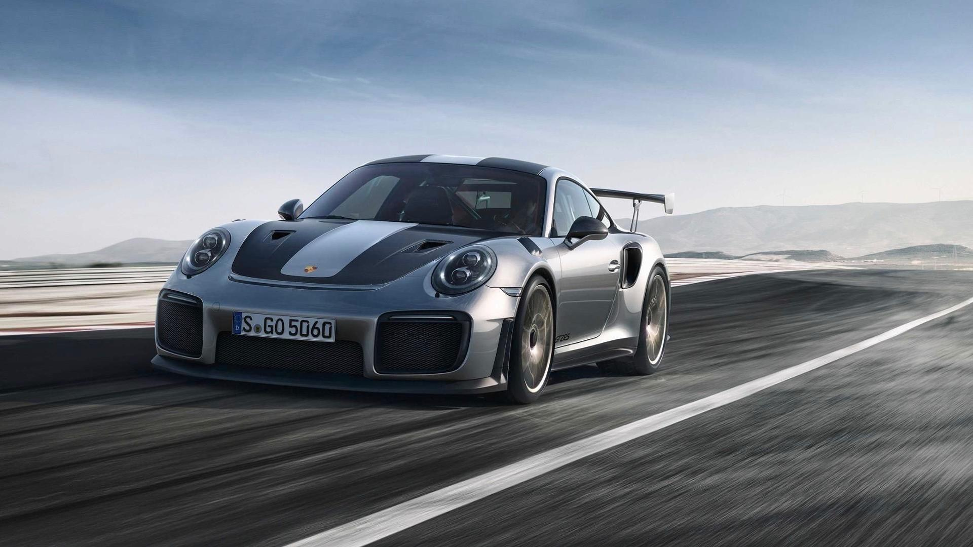 2018-porsche-911-gt2-rs Marvelous Porsche 918 Spyder Mark Webber Cars Trend