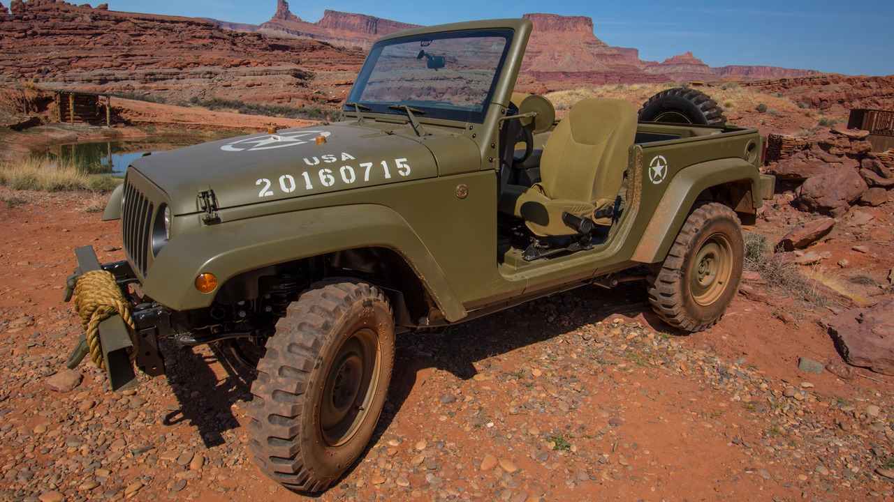 Why I'm Now Shopping For Jeeps On eBay