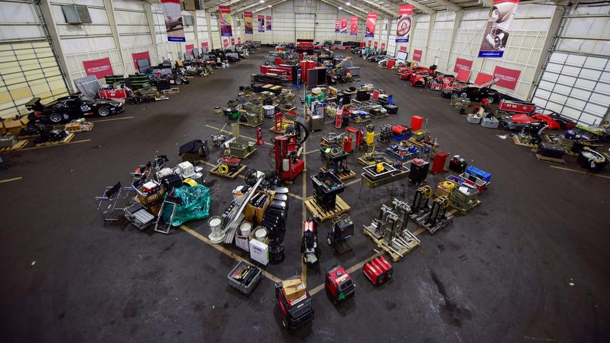 Seized Level 5 Motorsports Race Team Assets Up For Auction