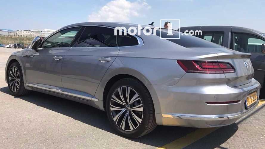 Volkswagen Arteon Türkiye'ye ayak bastı
