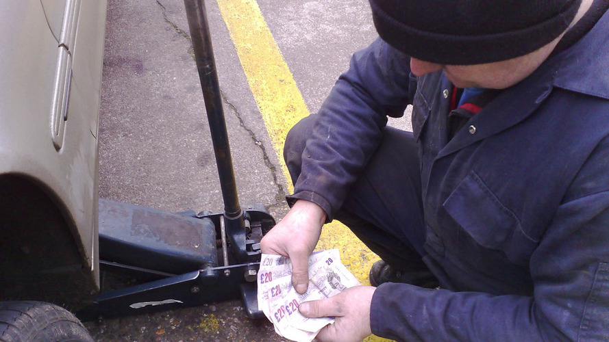 Cash poor motorists skip car repairs