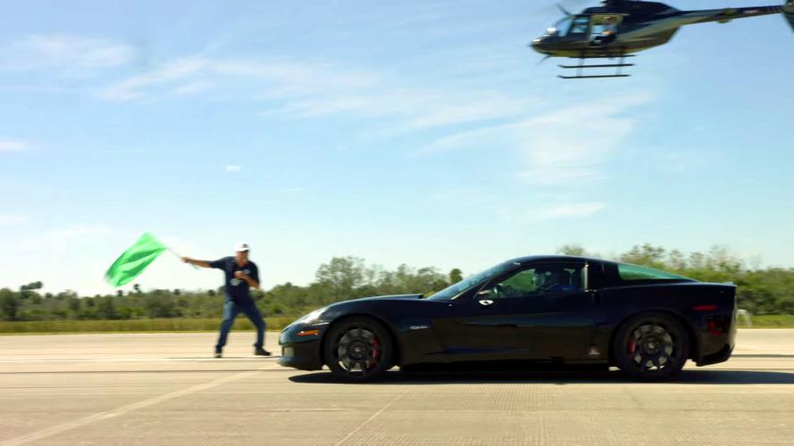 Genovation C6 Corvette EV dünya rekoru kırdı