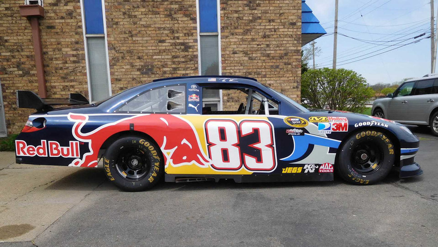 For Just $35,000, You Could Own A Real Nascar Stock Car
