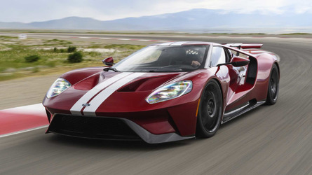 2017 Ford GT First Drive: Race-Winning Purity You Can Drive On The Street