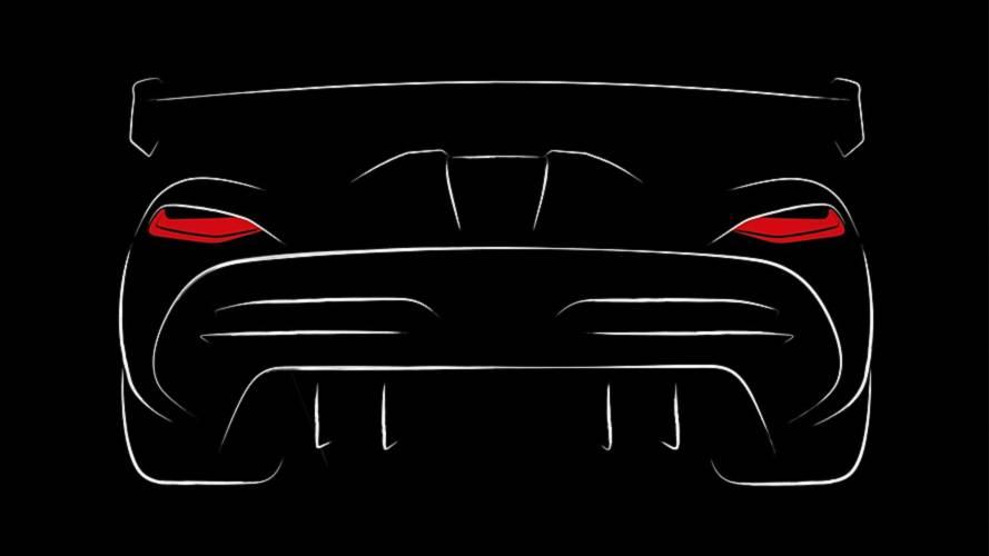 Vázlatfotón a Koenigsegg Agera utódja