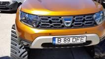 Dacia Duster 2018 con orugas